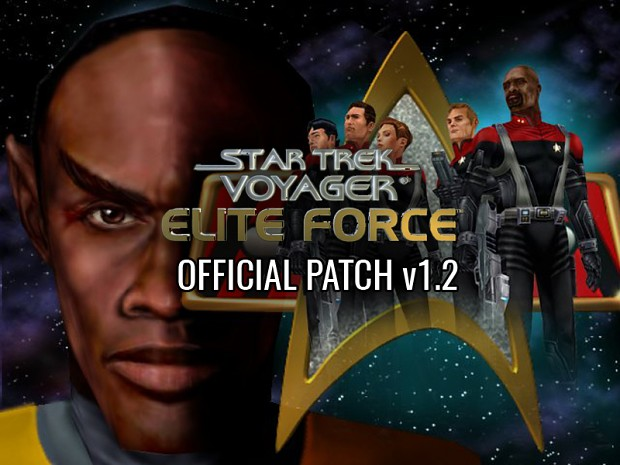 Star Trek: Elite Force Mac v1.2 Patch
