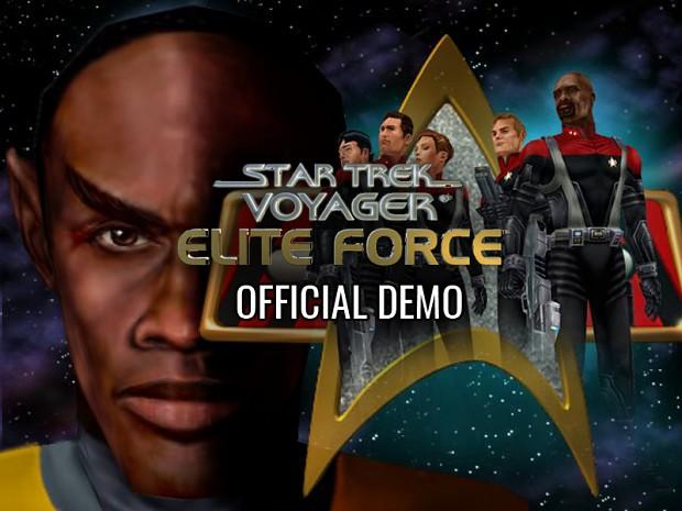 Star Trek: Elite Force Windows Singleplayer Demo