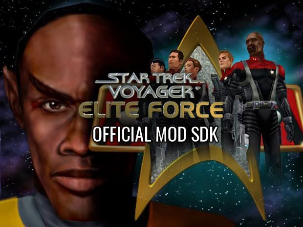 Star Trek: Elite Force Mod SDK for Mac