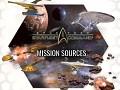 Star Trek: Starfleet Command Mission Sources