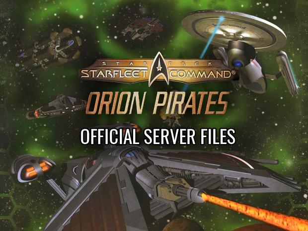 ST SFC Orion Pirates Server (v2.5.5.2 B37)