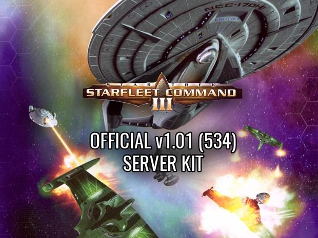 ST Starfleet Command III DynaVerse 3 Server v534