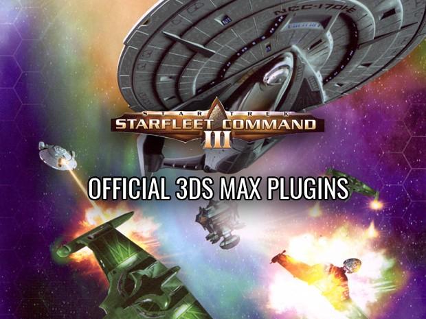 ST Starfleet Command 3DS Max MOD Plugins
