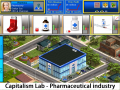 Pharmaceutical Industry for Capitalism Lab