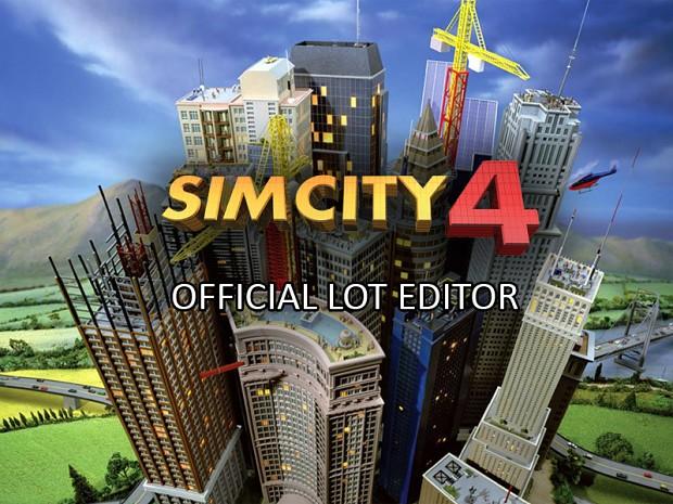 SimCity 4 Lot Editor
