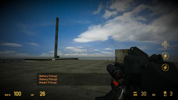 Black Mesa Hud