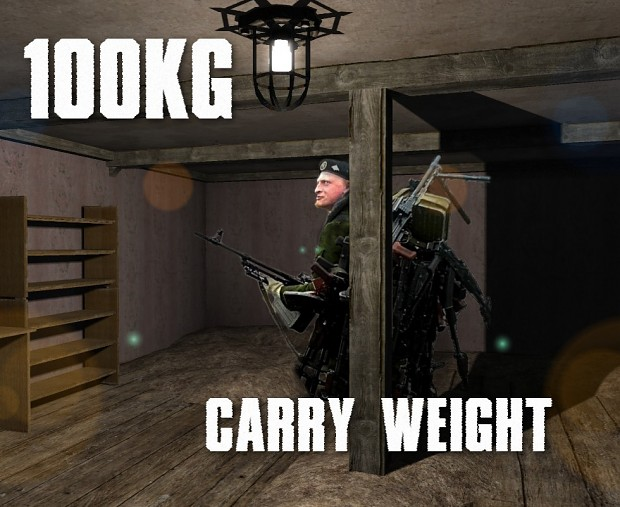 Increased Carry Weight (1.4+)