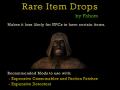 Rare Item Drops [CoC 1.4]