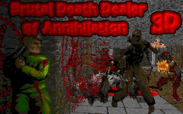 BDDA3D DOS - English