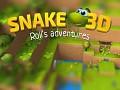 Demo Snake 3D Roll's adventure