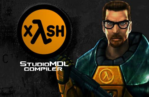 Xash studioMDL Goldsrc Large Model Compiler