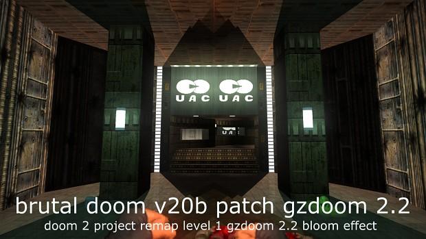 BrutalBloodPatch gzdoom 2.2