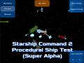 Ship Flight - Starship Command 2 Ship Testing