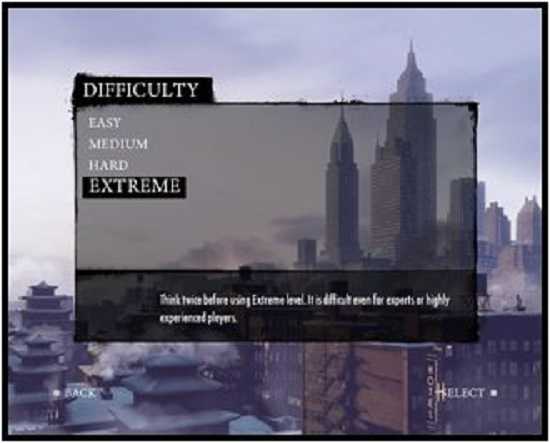 Mafia 2 Extreme Difficulty Mode