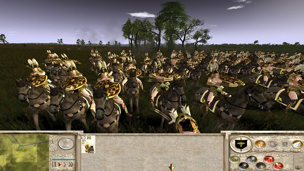 18+ ONLY: Amazons: Total War - Refulgent 8.1Y