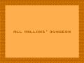 All Hallows' Dungeon - Windows Prototype