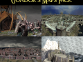 Gondor's Maps Pack v1.0