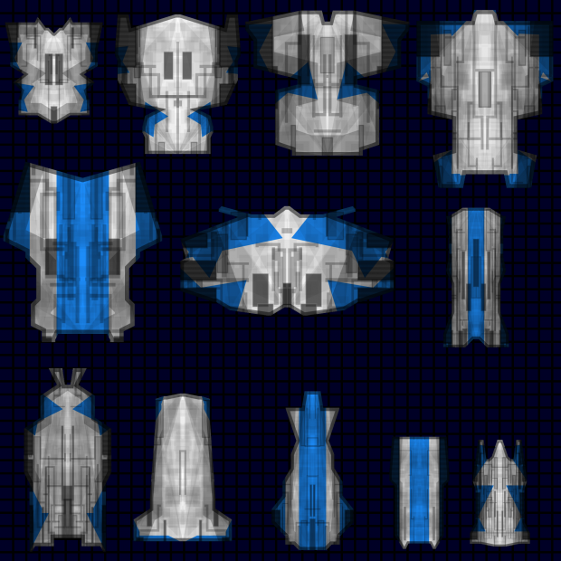Starship Command 2 Hull Previewer