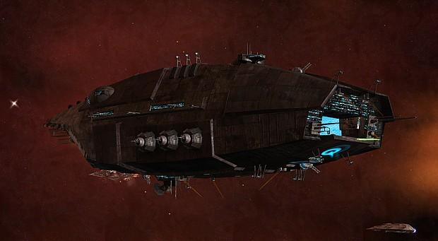 TonnFalk Escort Carrier