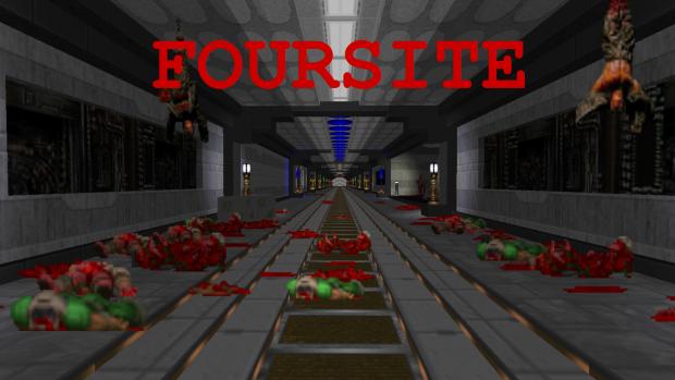 Foursite 4-in-1 map