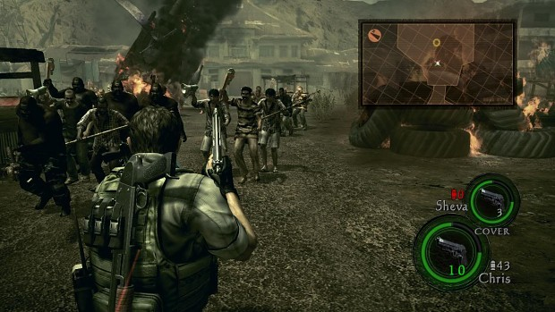 Resident Evil 4 PC texture patch v1.1
