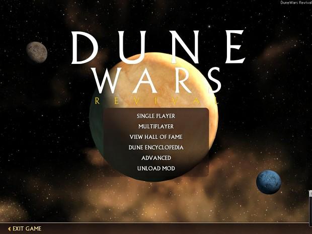 DuneWars Revival v1.10 (Windows Installer)