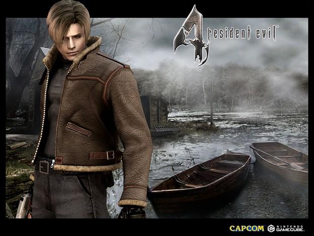 Resident Evil 4 Patch v1.10 EU