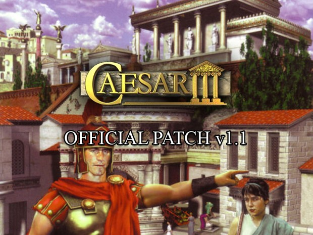 Caesar III v1.1 Spanish Patch