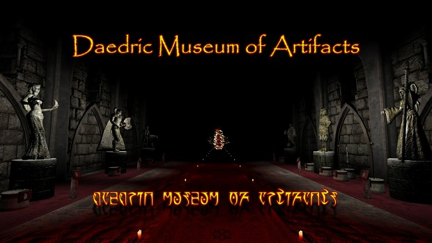 Daedric Museum of Artifacts v2.2