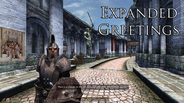 Expanded Greetings v1.1