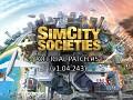 SimCity: Societies Patch #5 (v1.04.243)