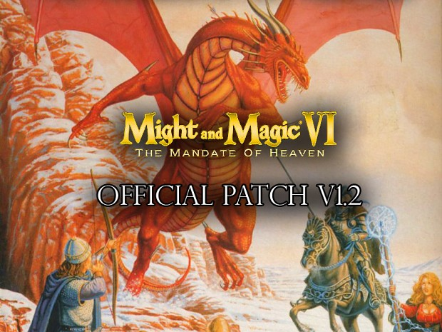 Might and magic 6 patch 151