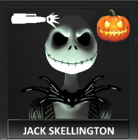 Jack Skellington Volkov