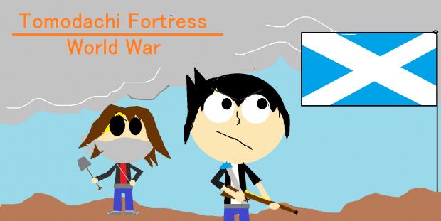 Tomodachi Fortress: World War