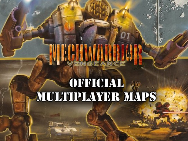 MechWarrior 4 Official Maps