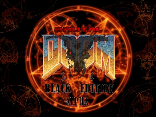 Brutal Doom 64: Black Edition [Alpha]