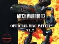 MechWarrior 2 Mac v1.2 Patch