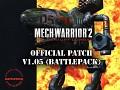 MechWarrior 2 Patch v1.05 for the Battlepack