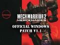 MechWarrior 2: Mercenaries v1.1 Windows Patch