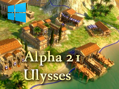 0 A.D. Alpha 21 Ulysses - Windows Version