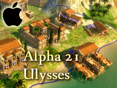 0 A.D. Alpha 21 Ulysses - Mac Version