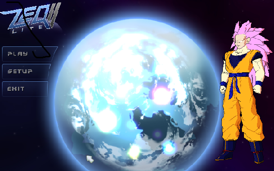 Goku Super Saiyan 3 Rose