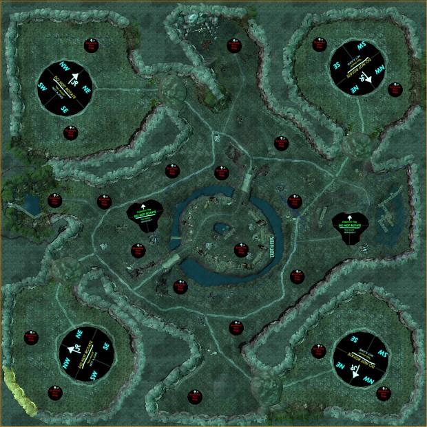 Goblin Town Beta 0.8 (Edain Mod) by Sgtryan88.