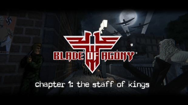 Blade of Agony | Chapter 1 (v1.0, standalone)