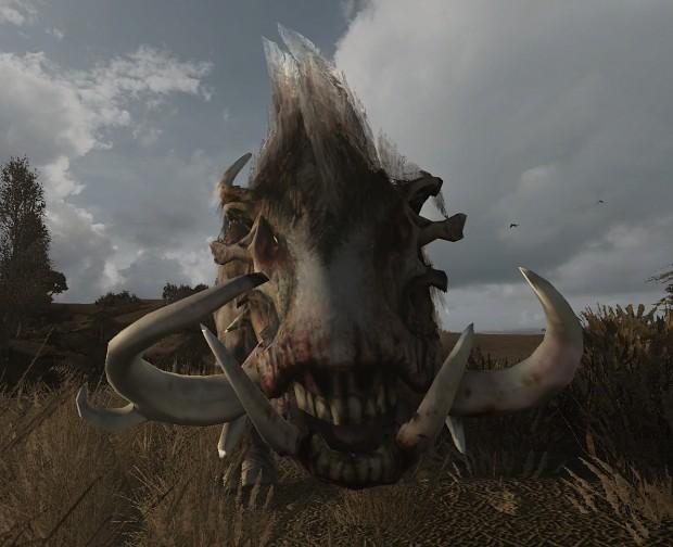 Mutant Boar (Male) v1.0