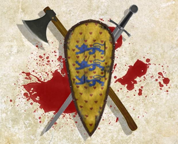 [SP][EN] Borgerkrigen 1157 (La guerra civil danesa 1157) Logo