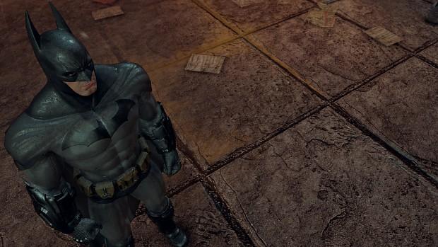 Arkham City Texture Pack Alpha 2