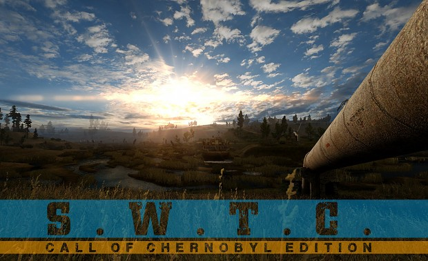 S.W.T.C. - Call of Chernobyl Edition [CoC 1.4.22 / 1.5b]