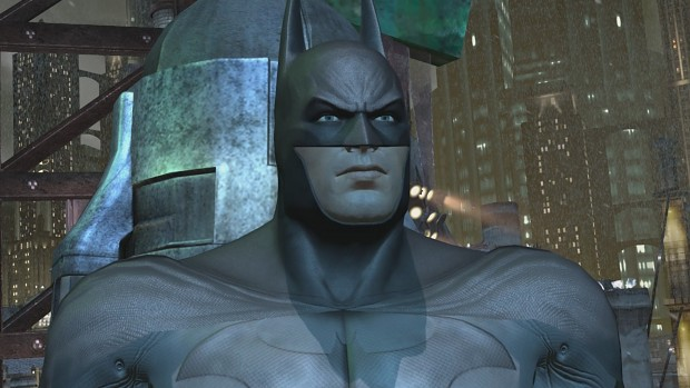 Arkham City Remastered Suit Texture Package