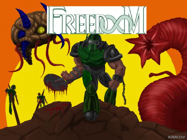 Custom Text/Quit Messages for FreeDoom V3